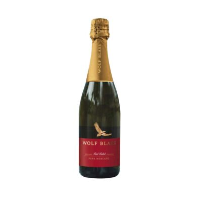 WOLF BLASS RED LABEL PINK MOSCATO